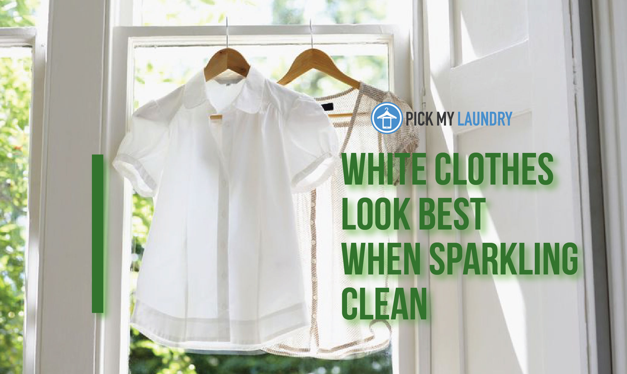 How to keep your white clothes sparkling clean – Pick My ...
